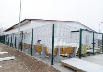 ГТО, северное многоборье и настольный теннис: мини-спорткомплекс достраивают в селе Надымского района
