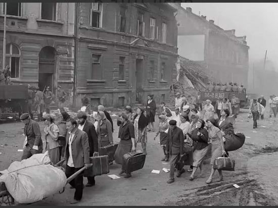 В октябре 1941-го город буквально задрожал