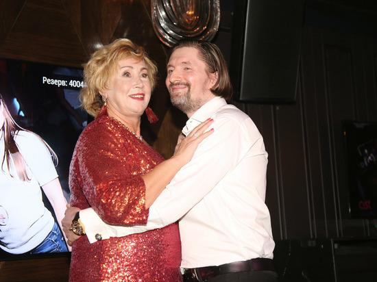Лариса Копенкина, бывшая супруга певца Федора Шаляпина, сбежала с собственной свадьбы