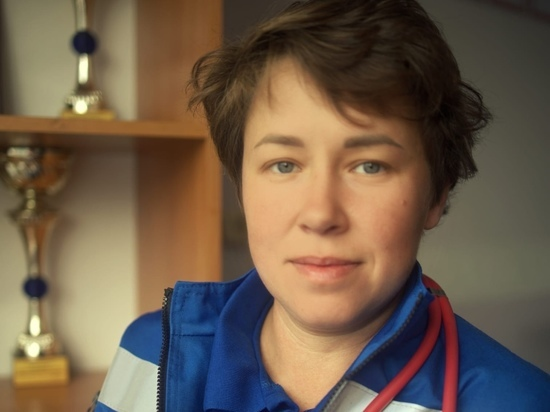 Викторию Шутову — фельдшера скорой помощи из Выборга — сейчас знает вся страна