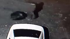 Опубликовано видео допроса орского убийцы, спрятавшего жертву в чемодан