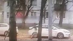 Ради 4 тысяч: забег ограбившего пенсионерку петербуржца попал на видео