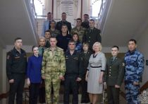 В Красноярске определили лучшего психолога Росгвардии по Сибирскому Федеральному округу