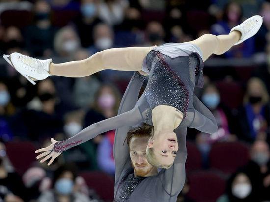 Школа Тутберидзе: Тарасова и Морозов выиграли Гран-при спустя три года