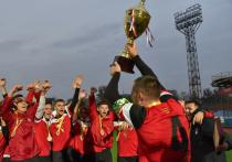 Заключительная игра футбольной Премьер-лиги состоялась 23 октября на стадионе «Металлург»