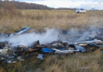 Два человека погибли в результате крушения легкого самолета А-22 в Московской области