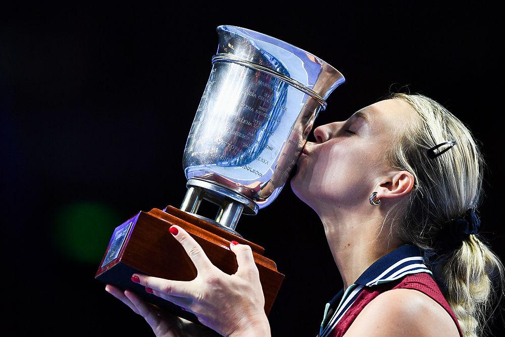 Иглы не помогли: Александрова была хороша, но упустила титул на Кубке Кремля