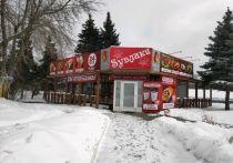 Кафе «Сувлаки» в Омске ожидает снос