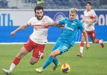 В центральном матче 12-го тура РПЛ московский «Спартак» потерпел самое крупное поражение в своей истории