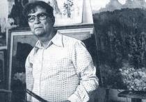 100-летний юбилей отметил автор картин о природе Красноярского края Тойво Ряннель