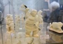 Фестиваль косторезного искусства начался на Колыме