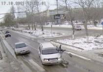 Водителя автомобиля Toyota Ipsum, который днем 17 октября в Краснокаменске сбил переходившую дорогу по нерегулируемому пешеходному переходу 70-летнюю женщину и скрылся с места ДТП, арестовали по решению суда