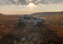 Девять человек погибли на калмыцких дорогах всего за одну неделю