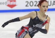 Александра Трусова одержала первую победу в серии Гран-при олимпийского сезона