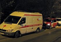 Двое полицейских разбились насмерть на арендованной машине в Петербурге