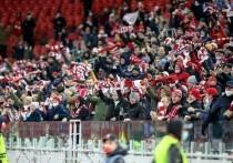Пятерых болельщиков задержала полиция после матча «Зенит» - «Спартак»