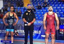 Золото чемпионата мира завоевал борец из ЯНАО