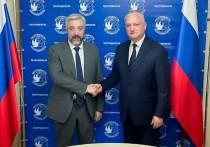 Додон продолжает активную работу по сотрудничеству Молдовы с Россией