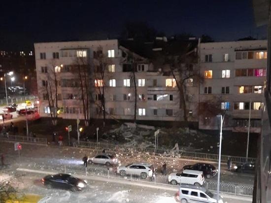 В доме в Набережных Челнах прогремел взрыв, сообщает Telegram-канал 112