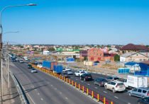 В Астрахани планируют создать центр приграничной торговли с Казахстаном