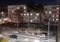 Жители Набережных Челнов (Татарстан) наперебой делятся впечатлениями о страшном взрыве, прогремевшем в их городе в понедельник вечером