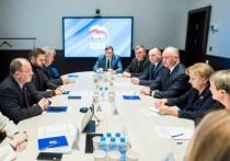 Делегация ПСРМ обсудила с депутатами «Единой России» сотрудничество