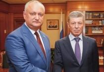 Делегация ПСРМ на встрече в Кремле просила об уступках по газу