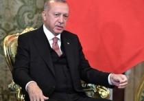 """Как сообщает портал """"Daily Sabah"""", турецкий лидер Реджеп Тайип Эрдоган в понедельник, 25 октября, выступил с заявлением, в котором объявил, что послы стран, которых ранее планировалось выслать, могут остаться работать в Турции"""