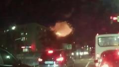 Момент взрыва газа в Набережных Челнах попал на видео