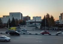 Порывы ветра до 20 метров в секунду прогнозируются в среду в Красноярске
