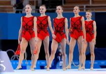 Чемпион ОИ сборная Болгарии по художественной гимнастике снялась с ЧМ