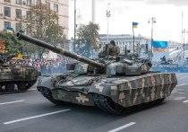 «Оплот» является модернизированной версией советского Т-80УД