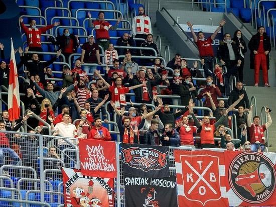 «Прятаться не будем»: фанаты «Спартака» угрожают футболистам встречей