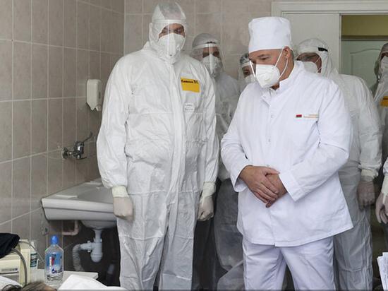 Белоруссию накрыла четвертая волна коронавируса