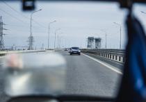 В Астраханской области построили новый мост