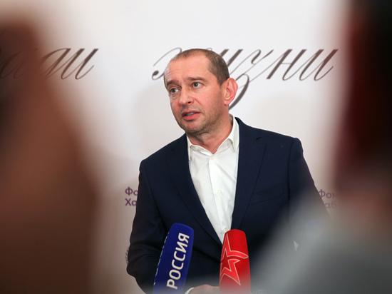 Актер Константин Хабенский возглавил МХТ им