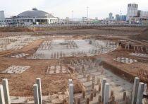 На 4 года сдвинулись сроки строительства аквапарка в Красноярске