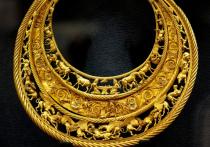 На конференции в Москве сегодня обсудили перспективу передачи скифского золота из музеев Крыма украинской стороне - такое решение, как известно, принял суд в Нидерландах