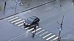 Водитель иномарки подверг опасности жизнь пешехода в Карелии