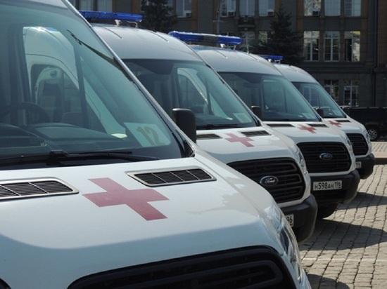 В Свердловской области установлен новый антирекорд новых подтвержденных случаев COVID-19