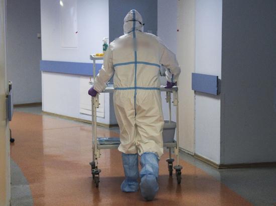 Сергей из Томска переоделся в защитный медицинский костюм, проник в «ковидное» отделение городской  медсанчасти и три дня ухаживал за своей брошенной медиками 84-летней бабушкой