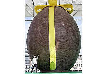 Любители экзотических яиц смогут отныне не переживать за их качество