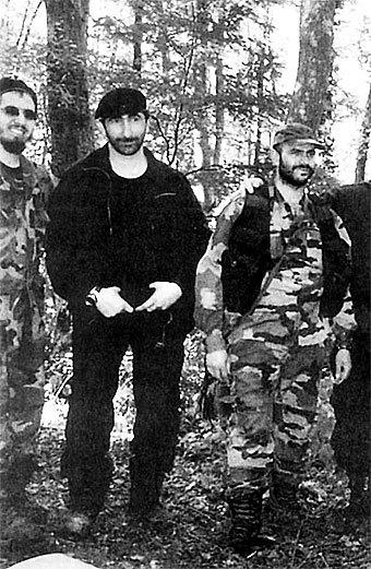Али Тазиева арестовали ночью, когда он спал