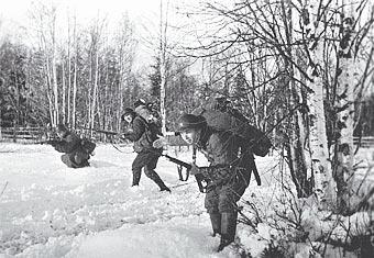 """70 лет назад закончилась советско-финская """"мясорубка"""", ставшая предтечей Великой Отечественной"""