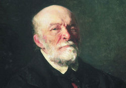 Выдающийся врач Николай Пирогов, можно сказать, причислен к лику святых