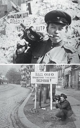 Проверенные кадры войны