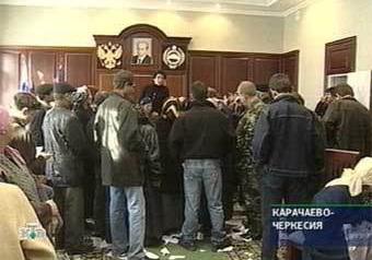Карачаево-Черкесией ныне управляют три-четыре семейных сообщества