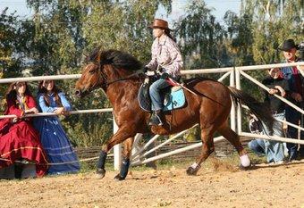 Ежегодный традиционный фестиваль вестерна в России пройдет в ближайшее воскресенье в Можайске