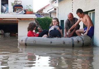 Наводнение в Варшаве оказалось неожиданным, но объяснимым