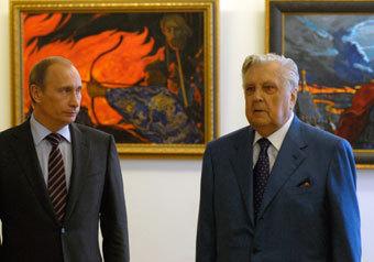 """Илья Глазунов: """"Современное искусство? Это идеологическая диверсия!"""""""
